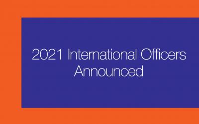 IAP2 International announces 2021 officers